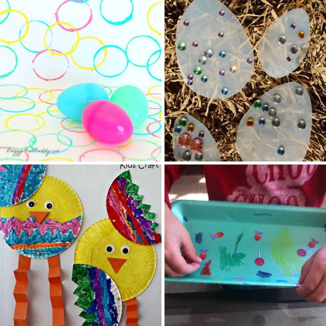 Easter Ideas for Toddlers - crafts and activiites for toddlers 1 (5)
