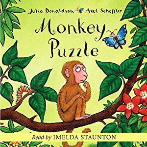 monkey puzzle audiobook for toddlers