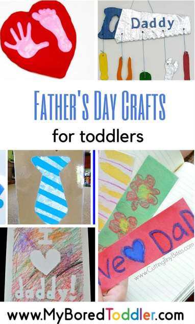 Toddler Father S Day Crafts My Bored Toddler