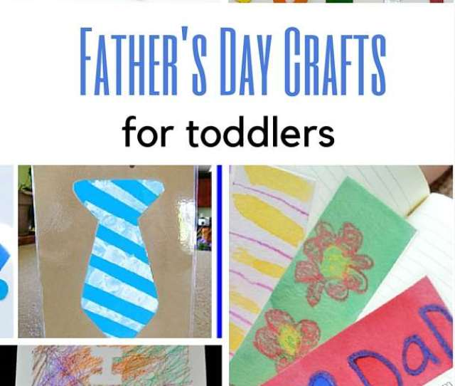 Toddler Fathers Day Crafts Pinterest