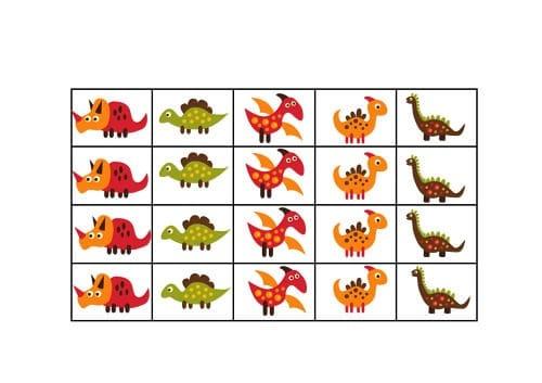 dinosaur prntable reward chart free sticker chart toddlers preschoolers
