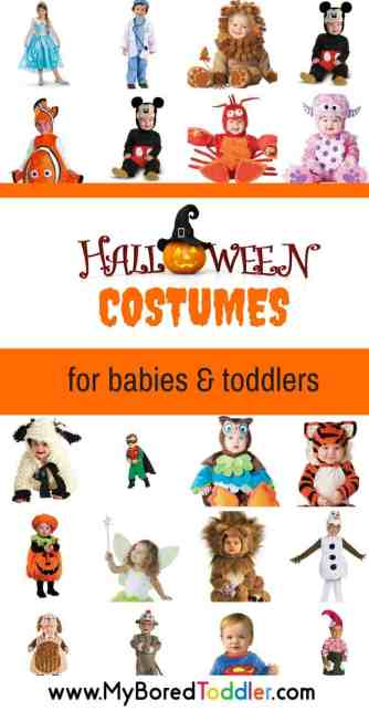 Halloween costume ideas for babies and toddlers pinterest