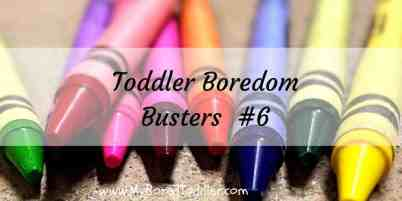 toddler boredom busters 6 twitter