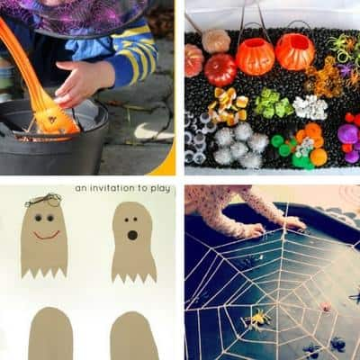 Halloween crafts for toddlers image 2