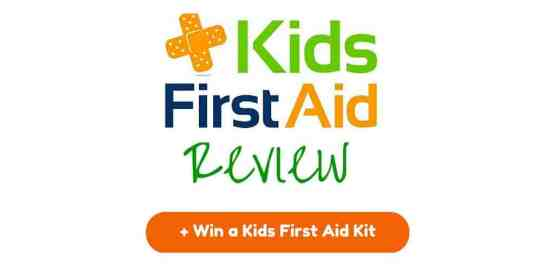 kids first aid review feature