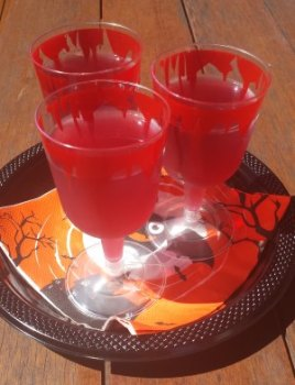 spooky jelly cups 1