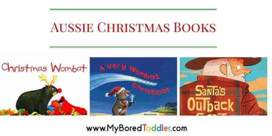 Aussie Christmas Books twitter