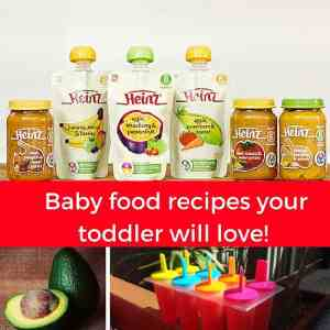 Baby food recipes your toddler will love pinterest