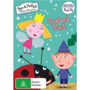 Ben & Holly DVD