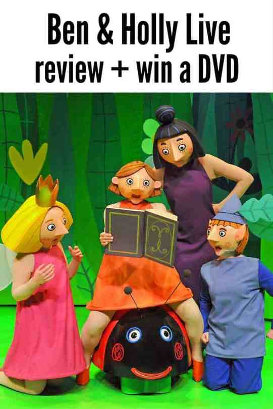 Ben & Holly Review + Giveaway