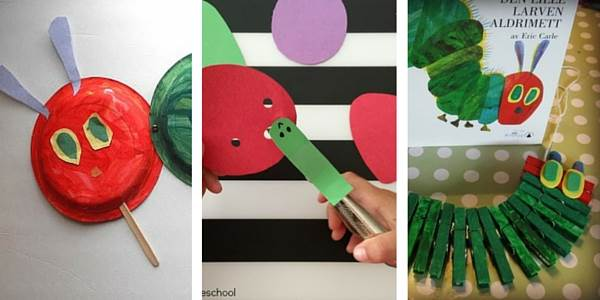 The Very Hungry Caterpillar Activities for Toddlers 4