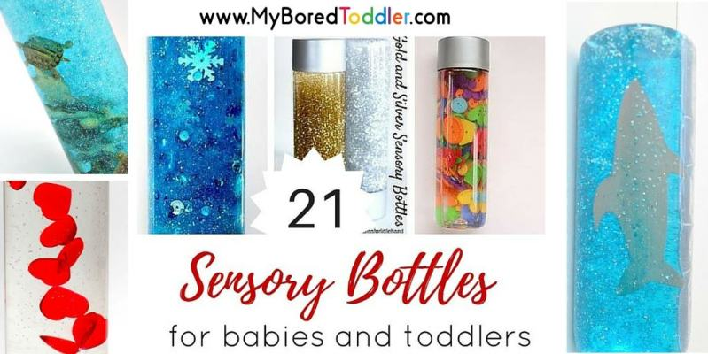sensory bottles for toddlers feature