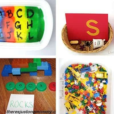 ABC Activities For Toddlers - 7a