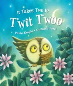 it takes two to twit twoo