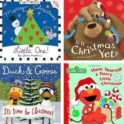 best toddler christmas books