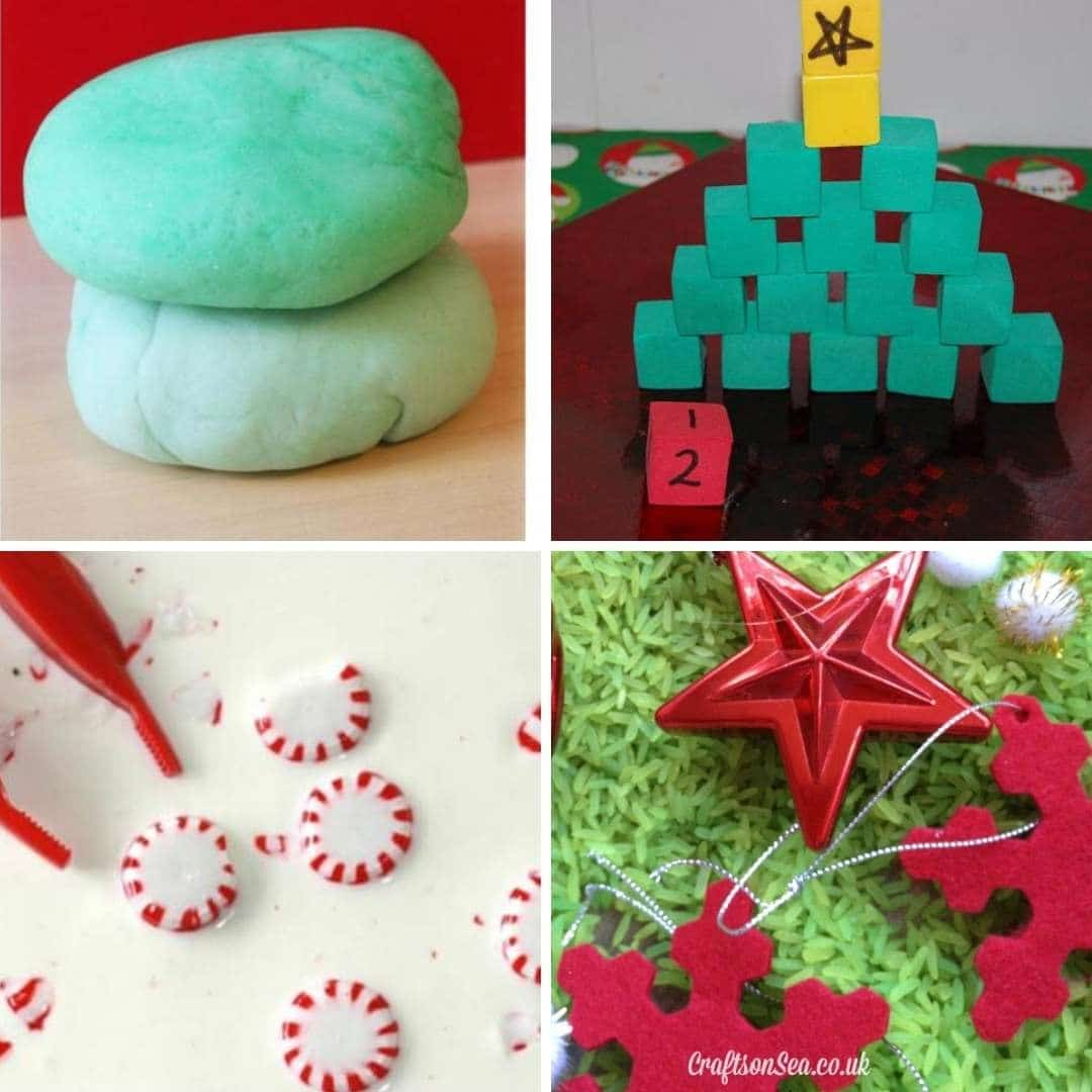 Christmas sensory play ideas for toddlers 1 2 3 year old image 2