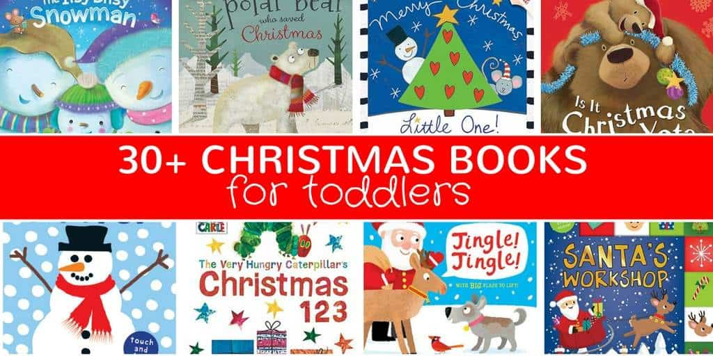 Best Toddler Christmas Books