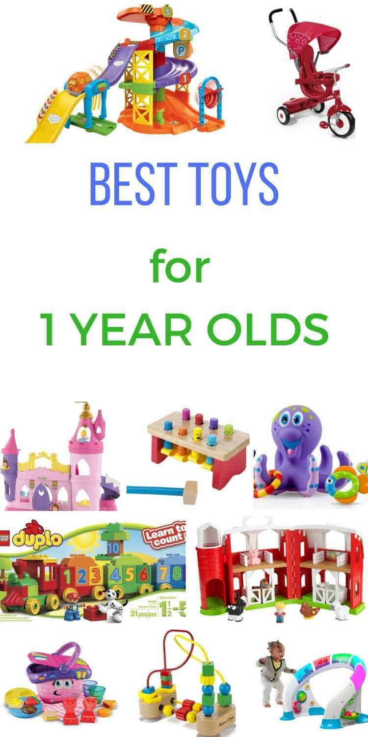 best toys for one year olds pinterest