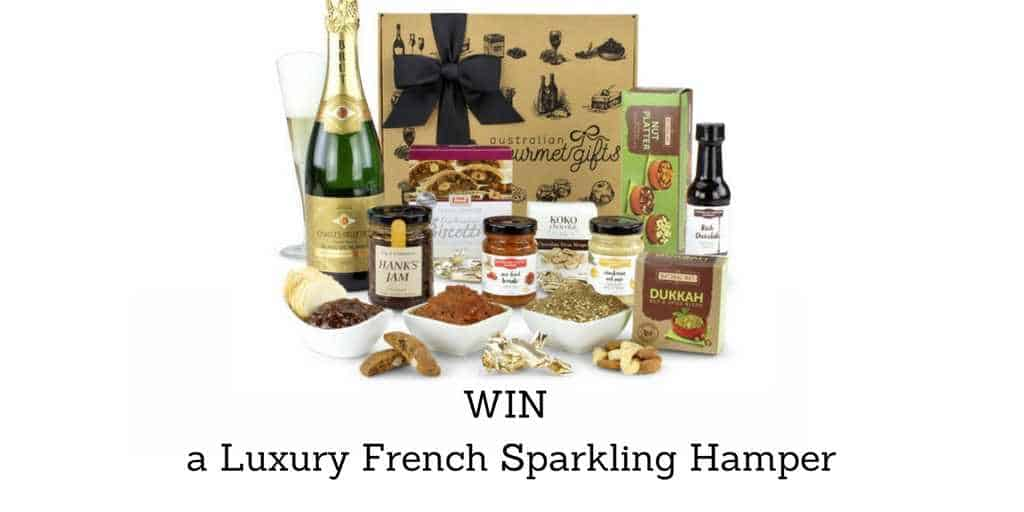 Christmas Hamper Gift Ideas + Win a Luxury French Sparkling Hamper