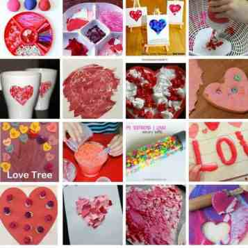 valentine's day crafts and ideas for toddlers square