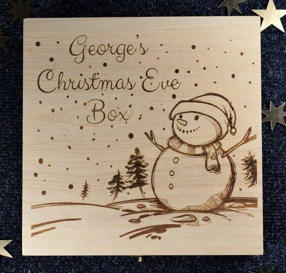 Christmas eve box new