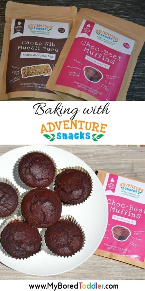 Adventure Snacks Review pinterest