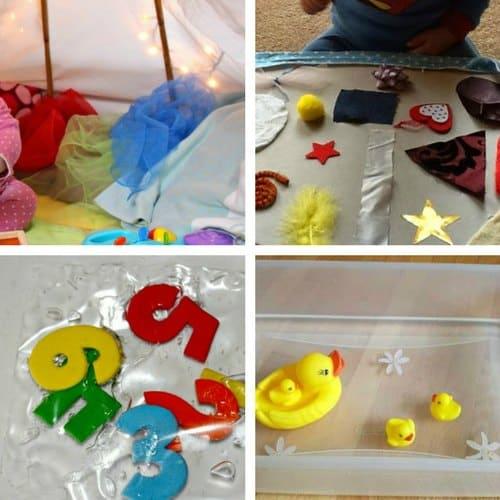 sensory play for babies image 3