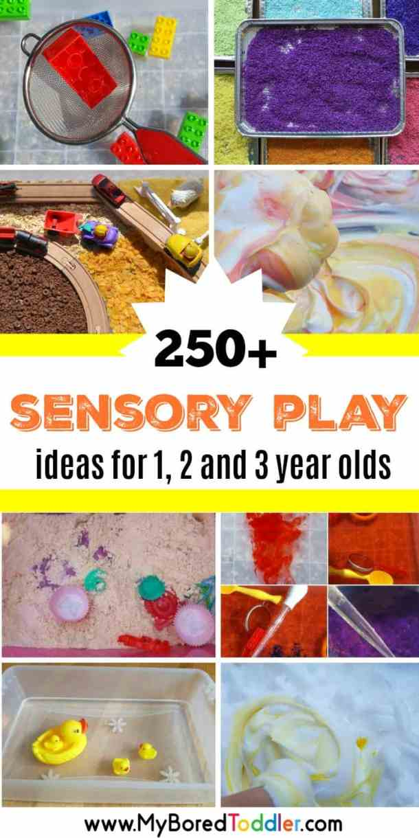 Astounding Sensory Play Ideas For Toddlers My Bored Toddler Download Free Architecture Designs Momecebritishbridgeorg