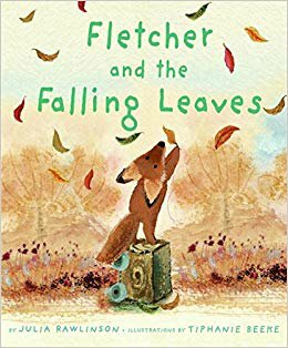 fletcher and the falling leaves best fall autumn toddler books