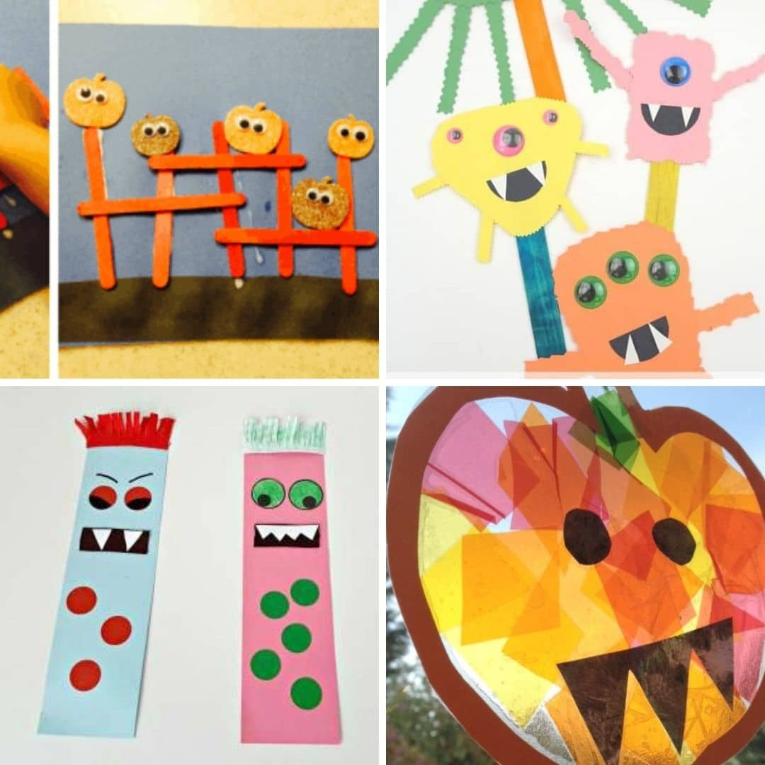 Halloween Crafts For Toddlers My Bored Toddler Halloween Fun