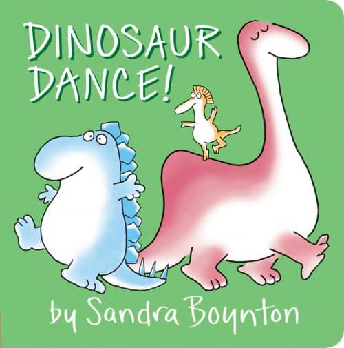 dinosaur dance book book for toddlers