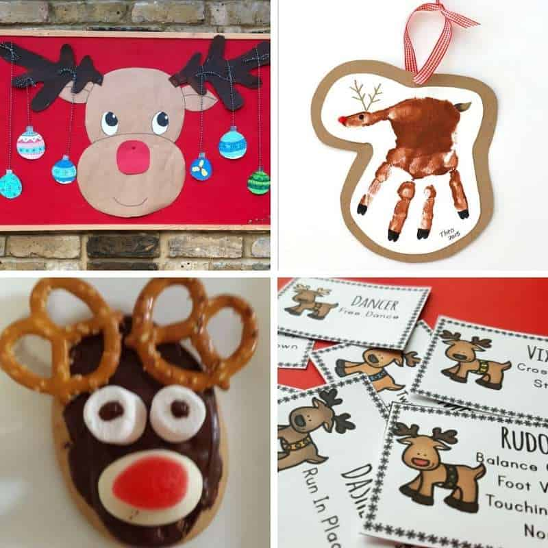 reindeer ideas for toddlers