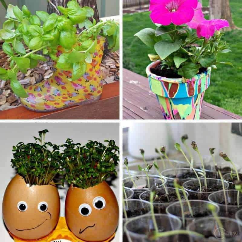 gardening ideas for toddlers