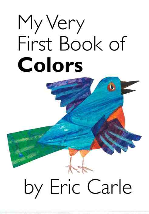 Eric Carle Book of Colors