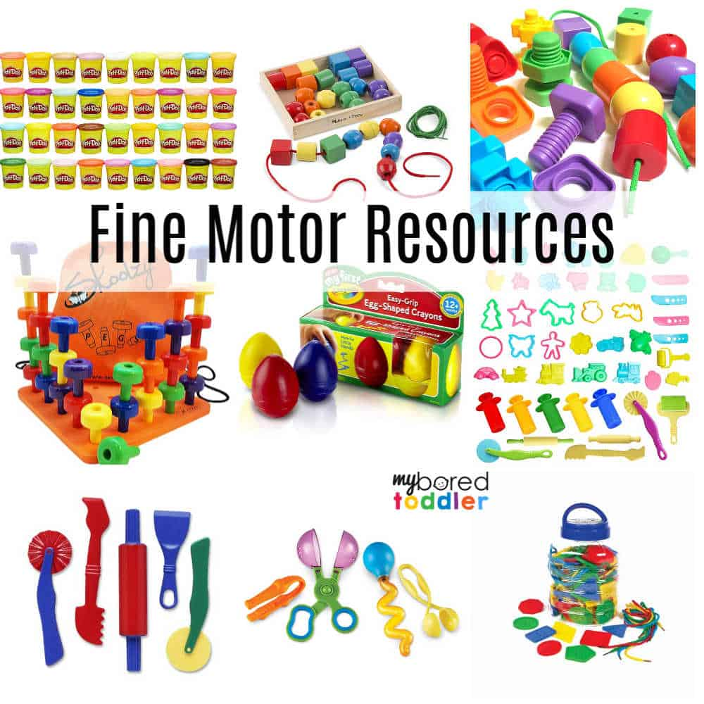 Fine Motor Resources