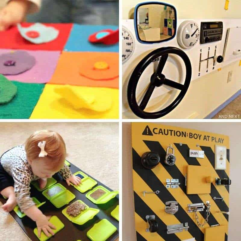 activity board ideas for toddlers