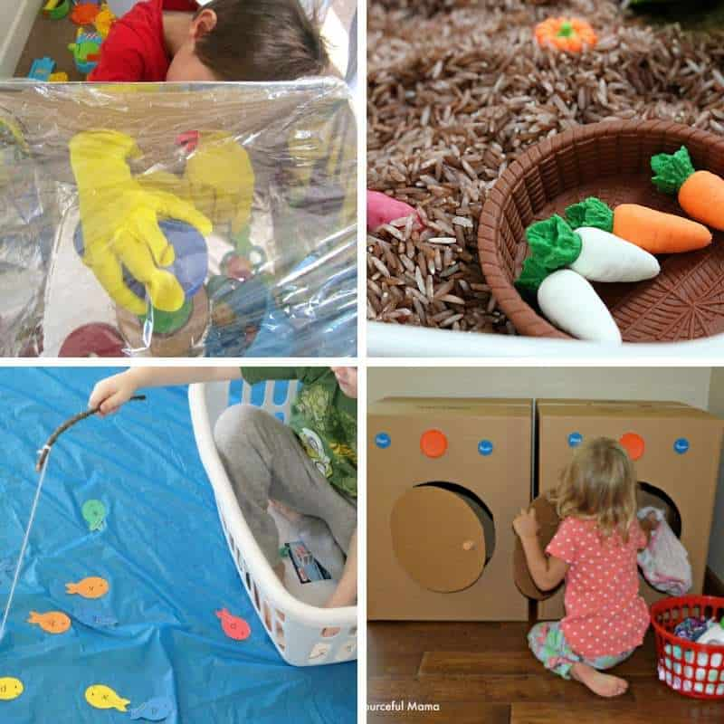 dramatic play ideas for kids