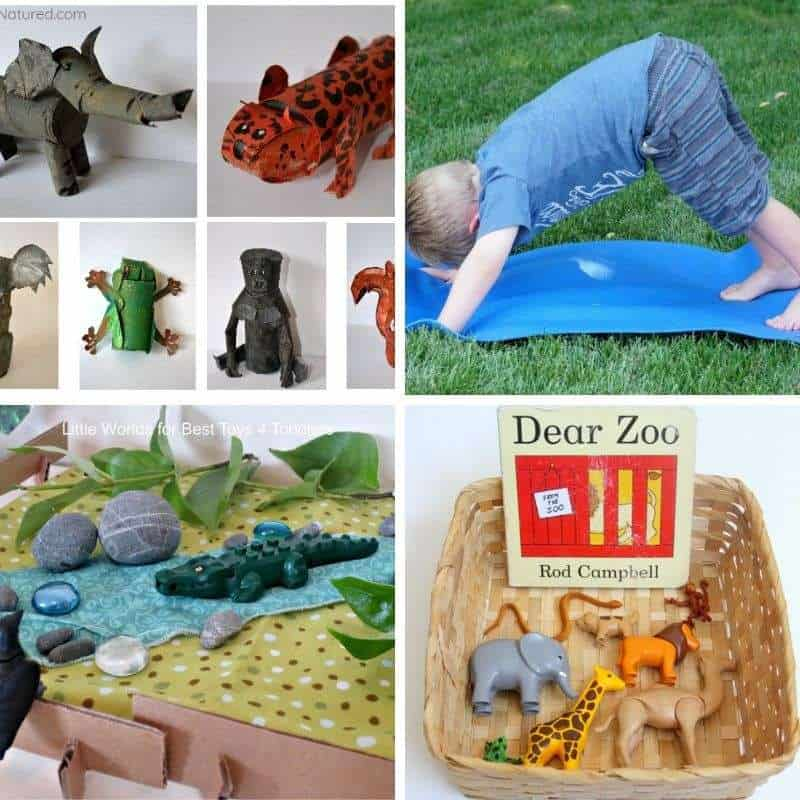 Zoo Animal Crafts And Activities For Toddlers My Bored