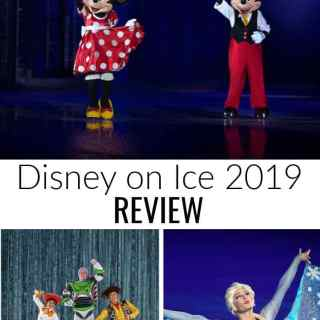 Disney on Ice 2019 review