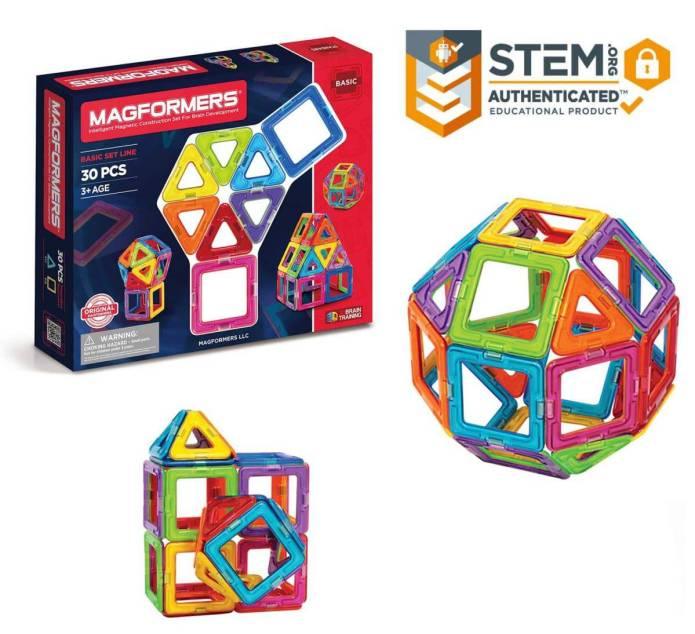 magformers best toys for 3 year olds