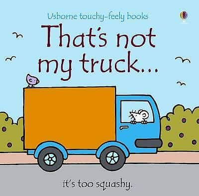 that's not my truck activity for toddlers
