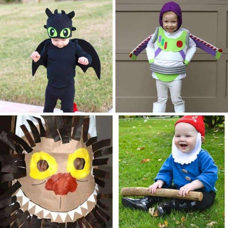DIY Halloween Costumes for Toddlers , My Bored Toddler