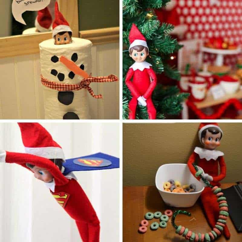 elf on the shelf fun ideas for toddlers