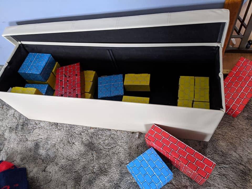 Mar large box for storage