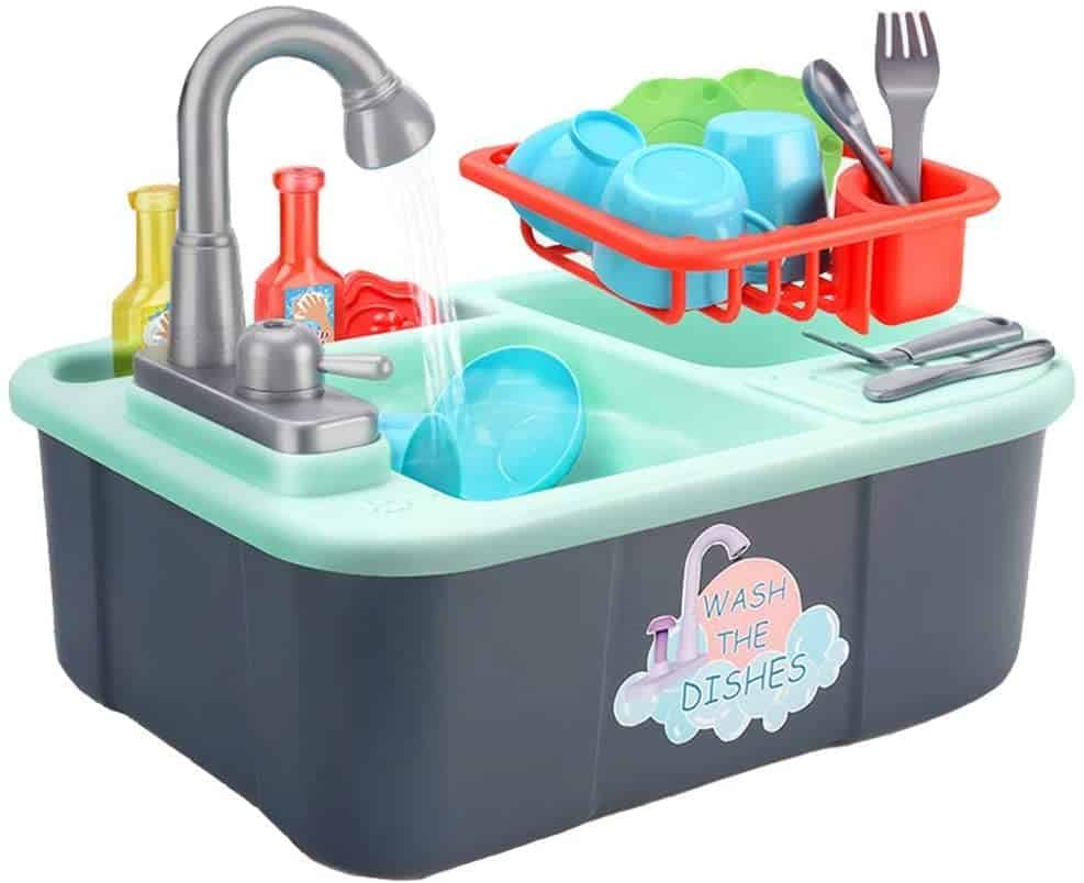 toy sink - indoor toddler activities