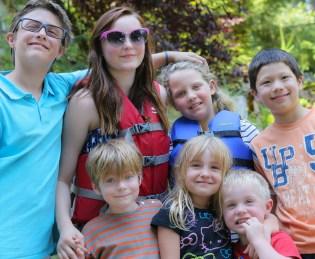 cousins happy