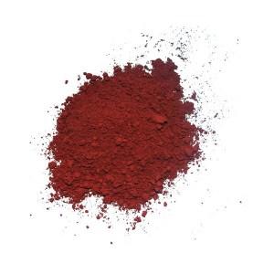 poudre argile rouge