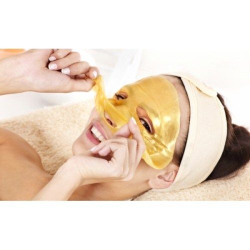 masque-collagene-gold-anti-age visage