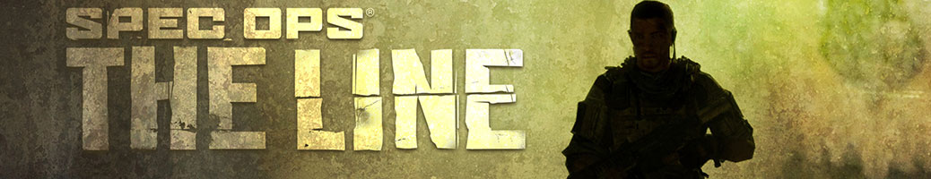Header: Spec Ops: The Line