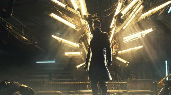 Featured: Deus Ex: Mankind Divided